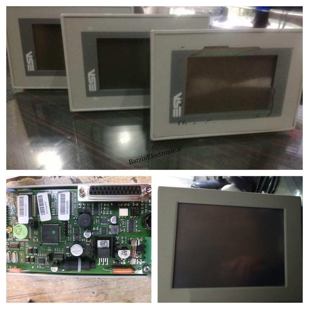 تعمیر مانیتور صنعتی  LCD PANEL PC