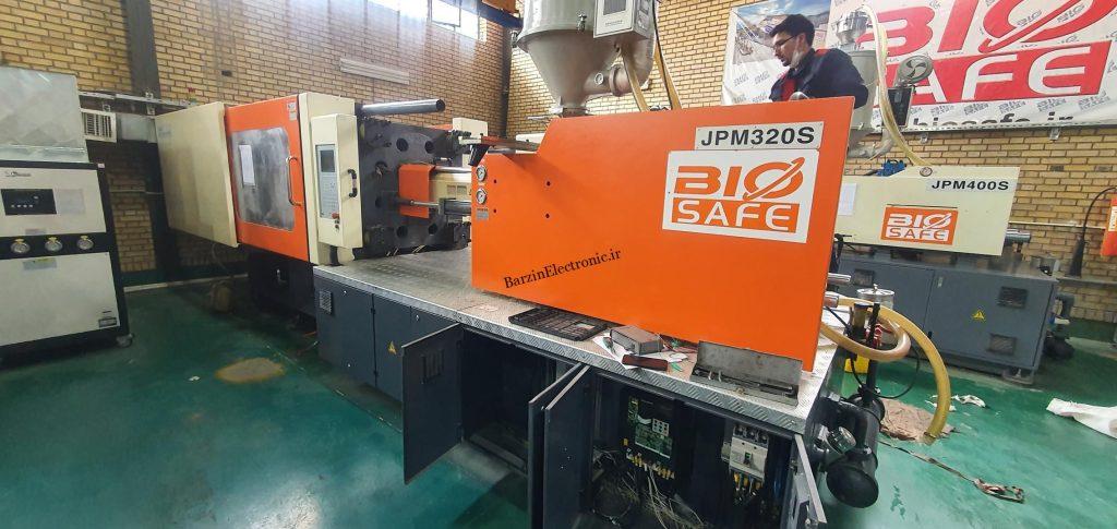 تعمیر دستگاه تزریق پلاستیک JMP320S تعمیر اینورتر های اینوت Invet Inverter repair