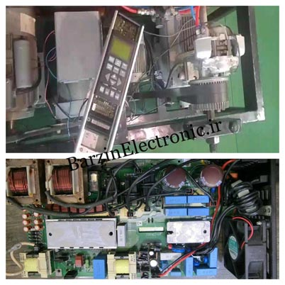 تعمیر دانفوس Danfoss VLT 5000 Inverter Drives