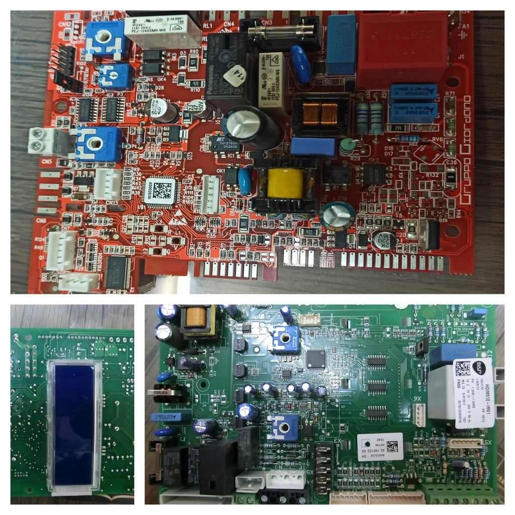 تعمیر بردالکترونیکی پکیج Electronic board package Repair
