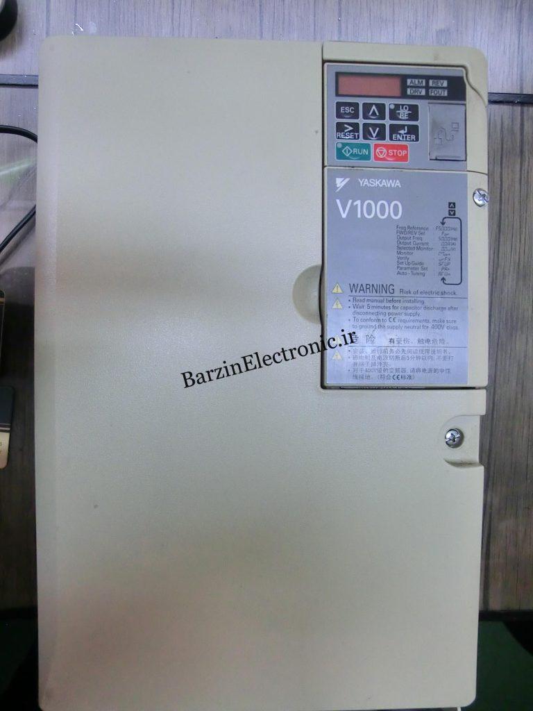 تعمیر اینورتر یاسکاوا YASKAWA AC Drive-V1000