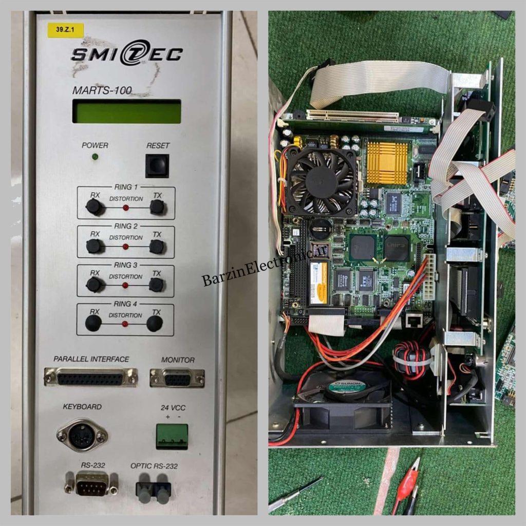 تعمیر کامپیوتر صنعتی اسمیتک SMITEC INDUSTRIAL COMPUTER MARTS-100