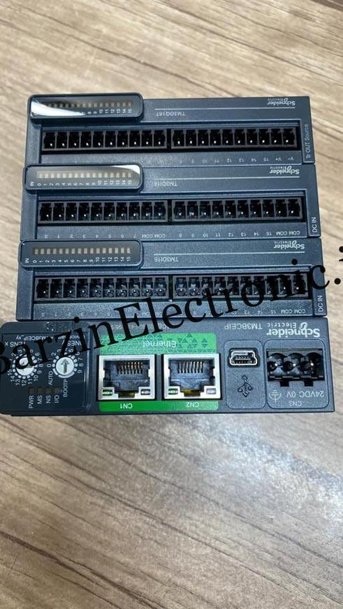 تعمیر پی ال سی Schneider Electric PLC